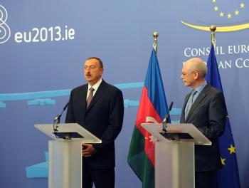 Сенсационная сделка Ильхама Алиева с Евросоюзом