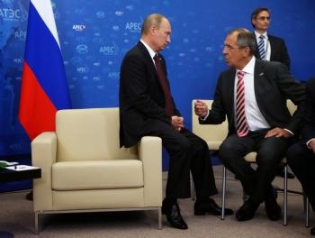 Путин сопротивляется, а Лавров ставит точку (по горячим следам)