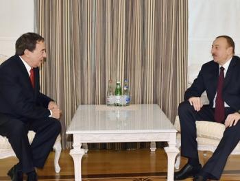 О чем говорили Ильхам Алиев и человек, который свергал Пиночета? (эксклюзивное интервью)
