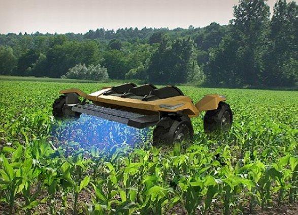 дочь занимается реферат робототехника в сельском хозяйстве бы