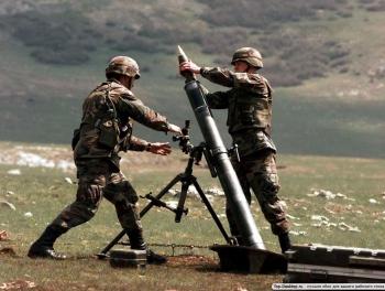 Армяне накрыли минометом азербайджанский блиндаж: трое погибших