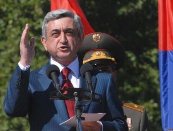 Саргсян пригрозил Азербайджану войной: «Ждите сюрпризов»