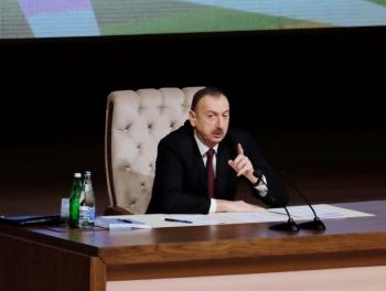 Ильхам Алиев: «Уже возникают угрозы, которых мы прежде не видели»
