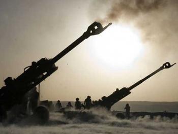 Артиллерийская дуэль между Азербайджаном и Арменией: армяне несут потери