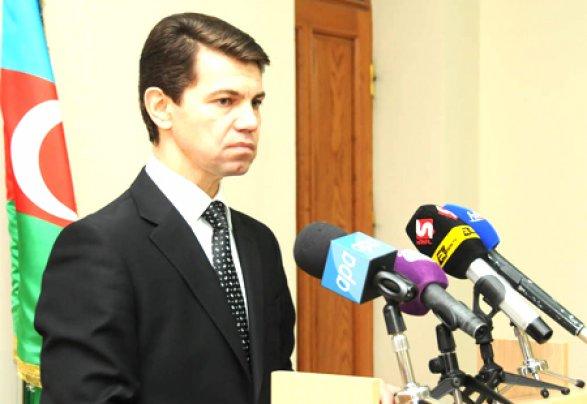 Посол Украины обвинил Азербайджан в предательстве