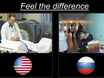 Русские создали ад в Крыму, а американцы рай в Пуэрто-Рико