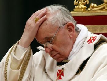 Папа велик, но ошибаются и великие