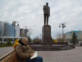 Гейдар Алиев на полях сражений Ивана Грозного