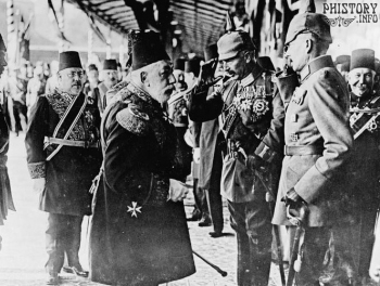 Из немецких пушек в армянское прошлое