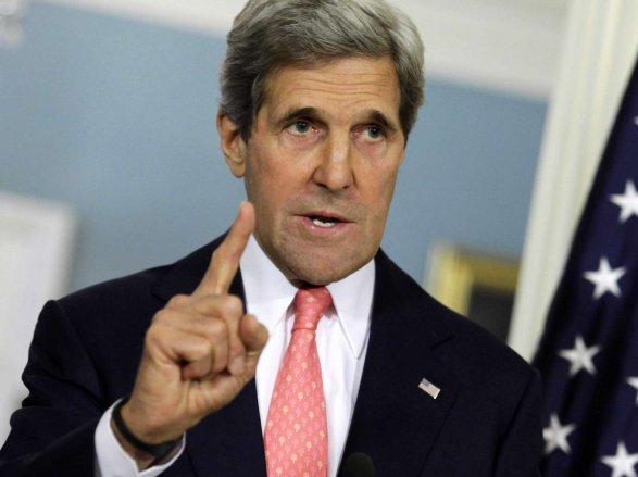 Керри: США могут ужесточить санкции против КНДР