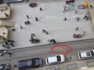 В Баку молодой человек бросился с 15-го этажа