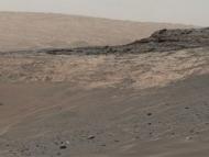 Марсоход сделал панорамный снимок