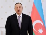 Ильхам Алиев поздравил Георгия Маргвелашвили