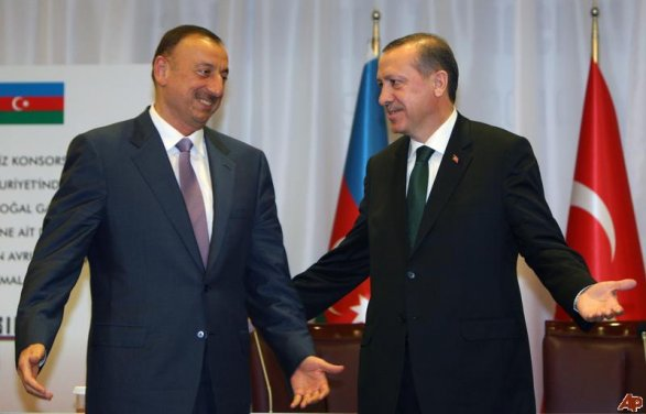 Турецкий мафиози на Эрдогана и Алиева
