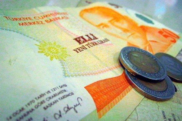 Курс доллара к турецкой лире в турции